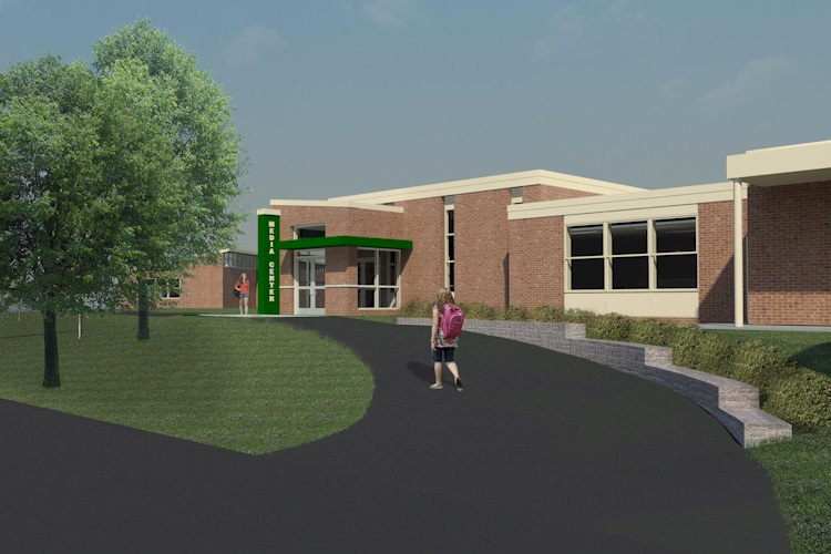 Mountainside school district solutions architecture llc for Architecture schools in nj