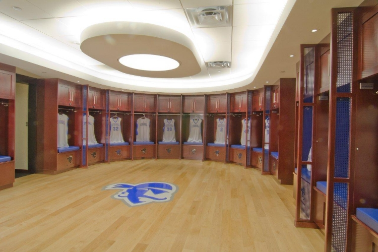 locker room design ideas